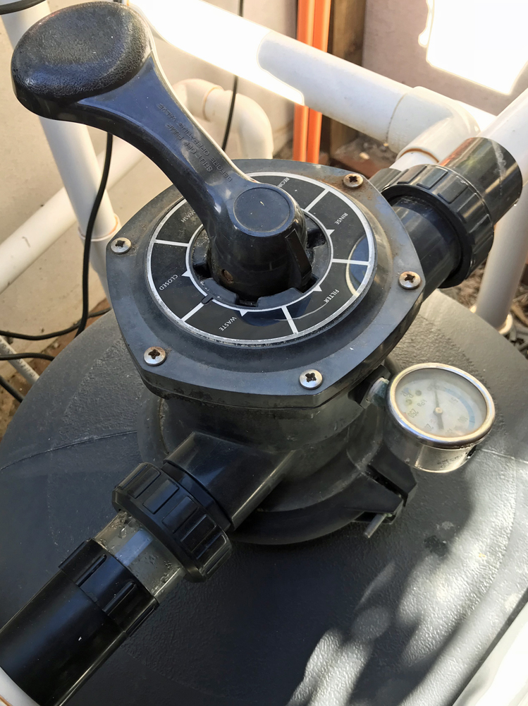 Sand Pool Filter Repairs - Image 1