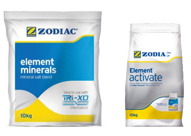 more on Zodiac Element Pool Minerals