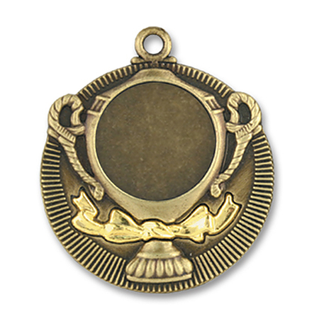 1061G 50mm gold medal $14.00