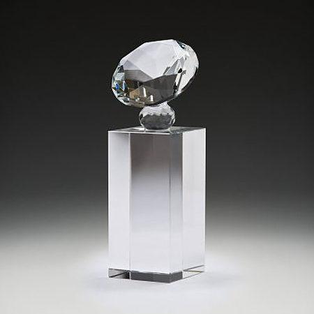 CY188A Crystal Diamond Block $48.00