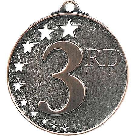MH953B bronze medal 3rd place $14.00