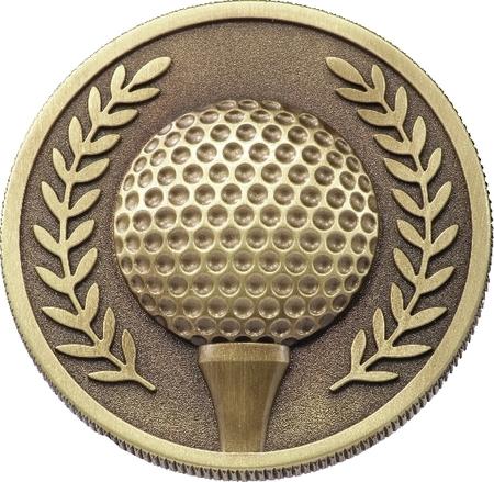 MJ17G gold prestige medal 60mm diameter. Comes with blue medal case. $19.00