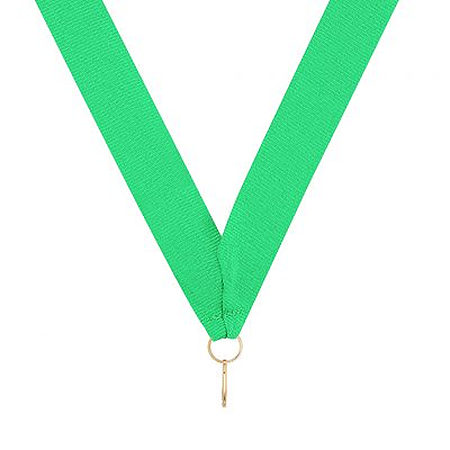 RY4 green ribbon for medals $0.50