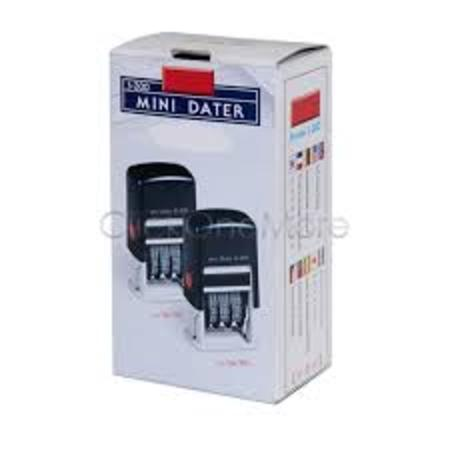 S300 mini dater with 3mm date $21.00