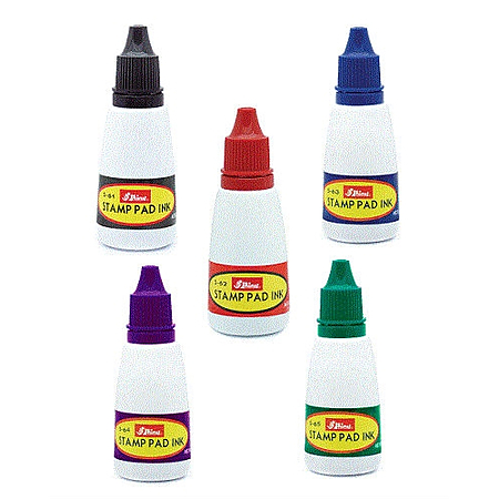Shiny stamp pad ink 25ml bottle $12.00