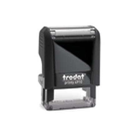 Trodat 4910 (26 x 9mm die plate) self inking stamp $24.00