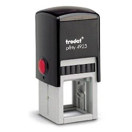 Trodat 4923 (30 x 30mm die plate) self inking stamp $39.00