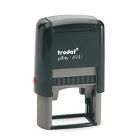 Trodat 4941 (41 x 24mm die plate) self inking stamp $44.00