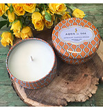 Natural Soy Candle - Apricot and Sandalwood