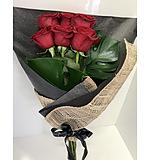 Red Rose 6 Wrap