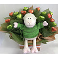 Sheepish Chocolate Bouquet