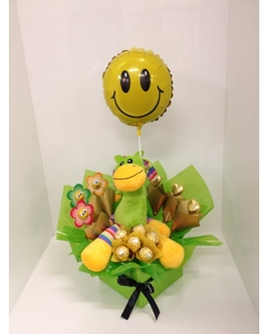Green Giraffe Package
