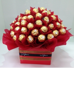 Red Deluxe Ferrero Rocher Arrangement