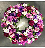 Wreath of Purple
