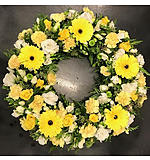 Wreath of Yellows