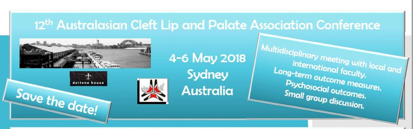 Australasian Cleft Lip and Palate Association Conference