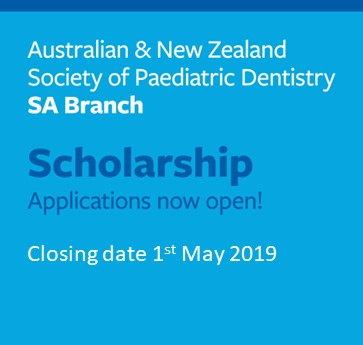 ANZSPD SA Branch Research Scholarship 2019