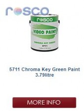 Rosco Chroma Key Green 3.8L