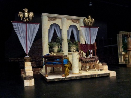 Staging and Sets