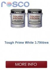 Rosco Tough Prime White 3.8L