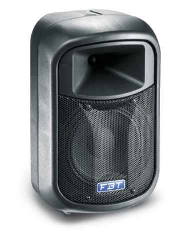 8%22++1%22+Self+Powered+200watt+RMS+Bi-amplified+Speaker+System