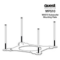 More info on QUEST+Mounting+Plate+for+MXS10