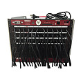 More info on REDBACK+Modular+Patchbay+with+48+x+1300mm+patch+leads+fitted+with+moulded+piggy-back+plug+expandable+to+72+ccts+with+Test+Module+RCD+breaker