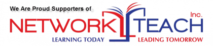 Network Teach Logo Banner