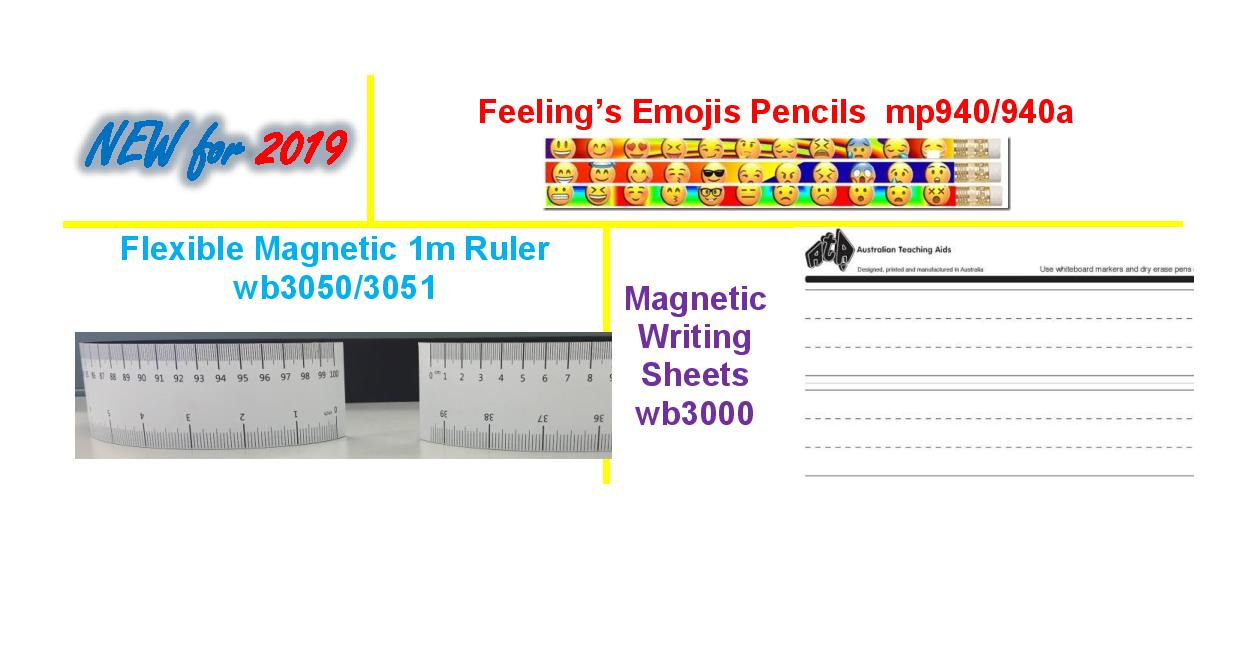 New_magnetic_writing_ruler_pencils