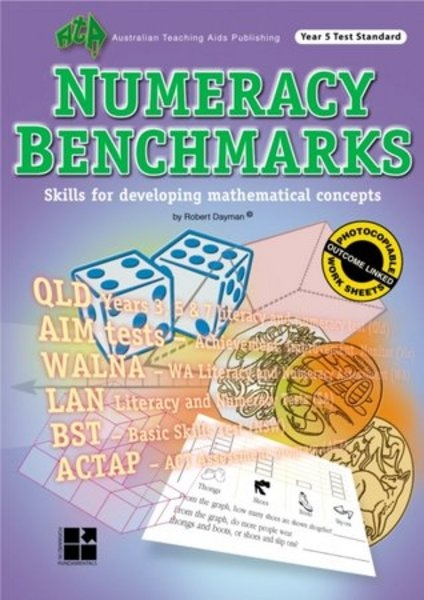 Numeracy Benchmarks: Year 5 Test Standard | Books - Teacher Resource ...