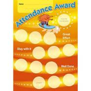 Attendance Award (35)