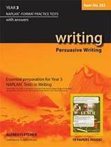 Writing Year 3 (Persuasive)