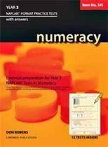 Numeracy Year 3
