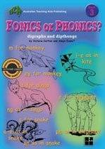Fonics or Phonics Book 3