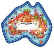Our Australia (200) Paper Certificates