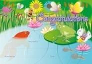 Garden Pond (35) Paper Certificates