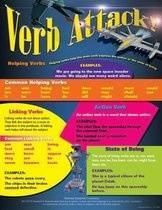 Verb Attack Educational Chart