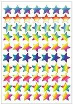 Laser Stars Dynamic Glitz Kids Stickers