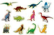 Dinosaurs (100) Erasers