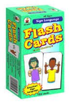 Sign Language (American) Flashcards