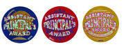Assistant Principal's Foil Glitz Award 40mm (300)