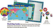 World Map Combo Pack
