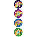 You're a Star Large Merit Stickers. NOW HOLOGRAPHIC
