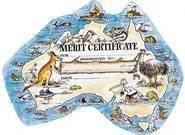 Australia (35) Paper Certificates