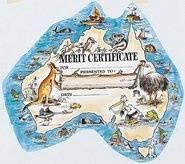 Australia (200) Certificates