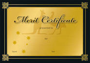 Gold (200) Paper Certificates