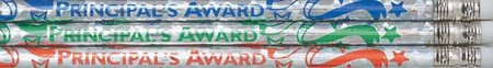Principal Award (10) Pencils OLD DESIGN
