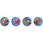 Super Kid (Girl) Merit Stickers