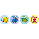 Spot On Merit Stickers (96) Old Design