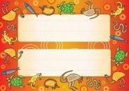 Aboriginal (35) - Name Plates CARD
